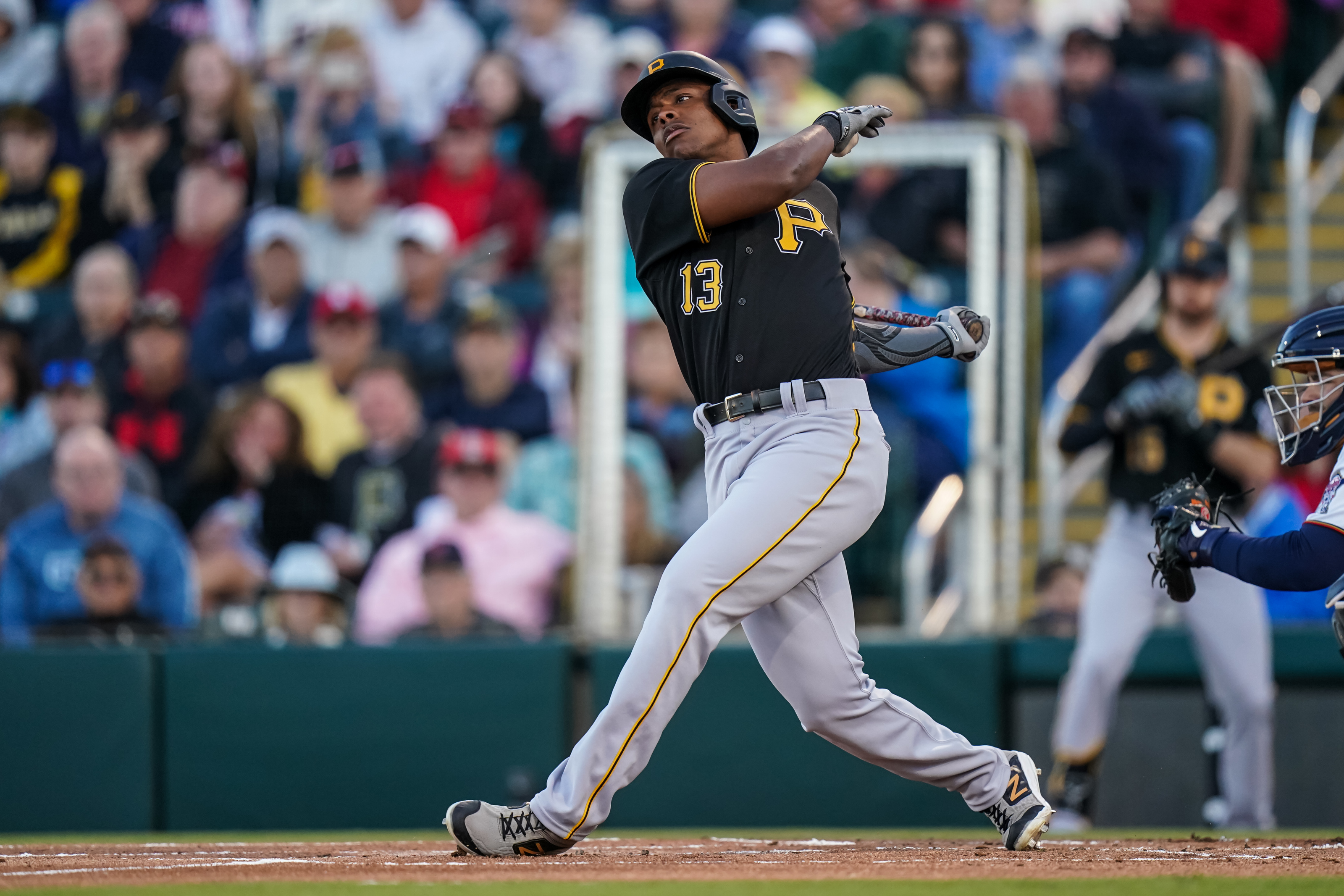 Pittsburgh Pirates Prospects: Projecting Ke'Bryan Hayes Floor and Ceiling